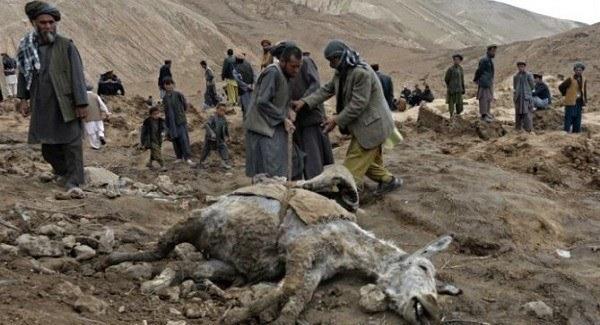 paises subdesarrollados afganistan