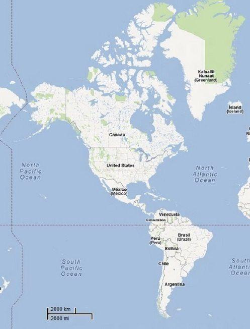 paises-subdesarrollados-america