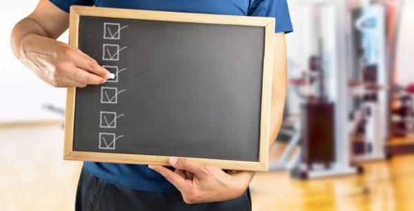 Clasificacion de los activos en un inventario