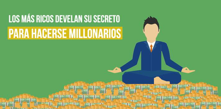cinco-libros-para-aprender-como-hacerse-millonario-hombre-sobre-montana-de-dinero