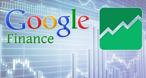 que es Google finanzas