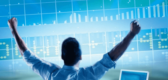 tipos-de-acciones-inversionista-celebrando