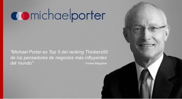 las-cinco-fuerzas-de-porter-michael-porter