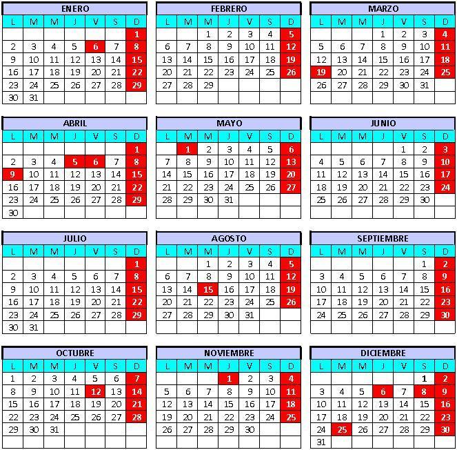 Calendario Laboral Navarra.Calendario Laboral Navarra 2012 Definanzas Com