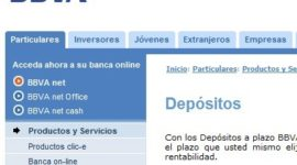 Depositos BBVA