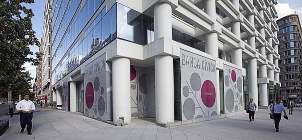Sucursales banca civica for Oficinas la caixa burgos