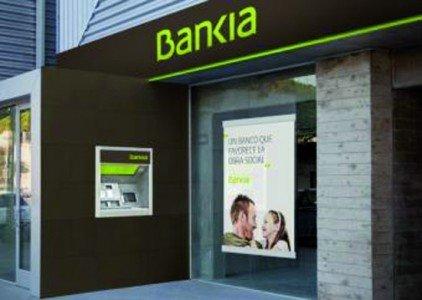 Cajeros y sucursales de bankia for Bankia oficina movil