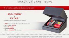 Depositos Santander