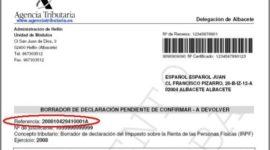 Cómo confirmar y modificar el Borrador de la Renta 2019 (IRPF 2018)