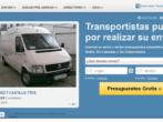 Subastas en internet por envíos de mercancía