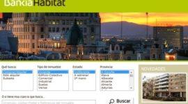 Alquiler de pisos con Bankia Habitat