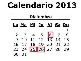 calendario-laboral-diciembre-2013-Catalunya