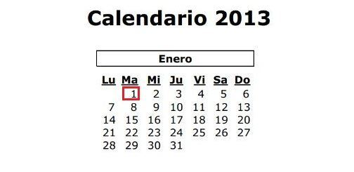 calendario-laboral-enero-2013-Catalunya