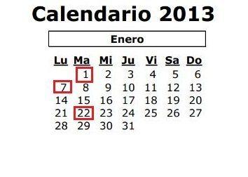 calendario laboral enero 2013 comunidad valenciana