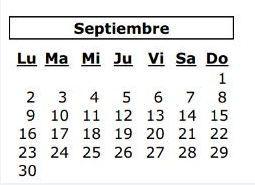 calendario-laboral-septiembre-2013