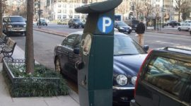Oficina de servicio de estacionamiento regulado en Madrid