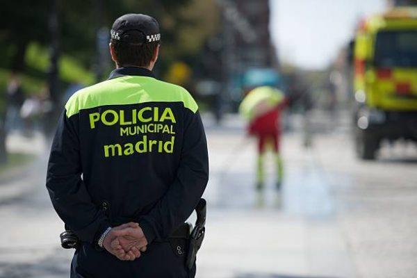 Pruebas fisicas oposiciones policia local 2019