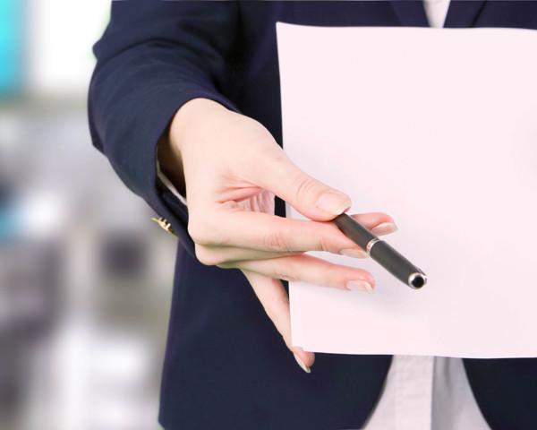Consejos carta renuncia