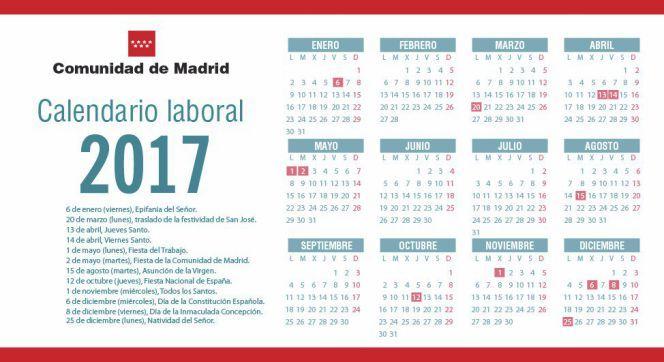 festivos-comunidad-de-madrid-calendario-laboral