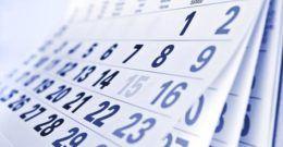 Calendario Laboral Melilla 2019