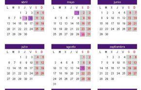 Calendario Laboral 2015 Canarias