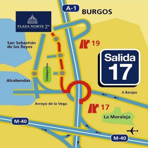 mapa-como-llegar-centro-comercial-san-sebastian-de-los-reyes