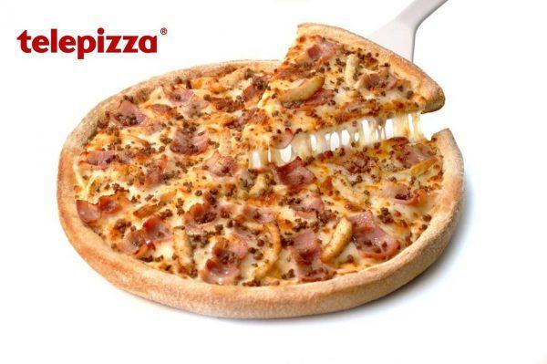Precios de Telepizza