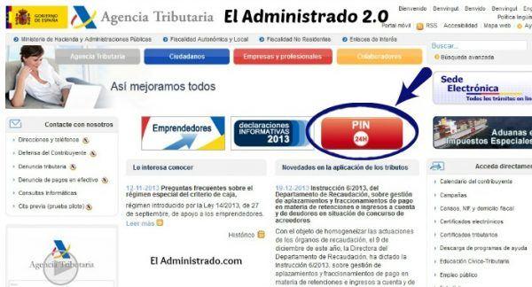 HORARIO OFICINAS DE HACIENDA 2015