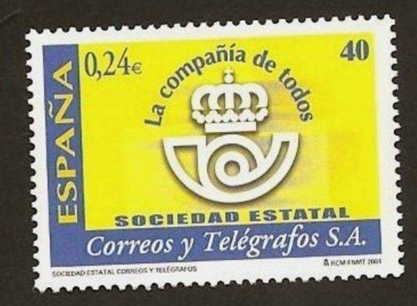 sello horario de correos