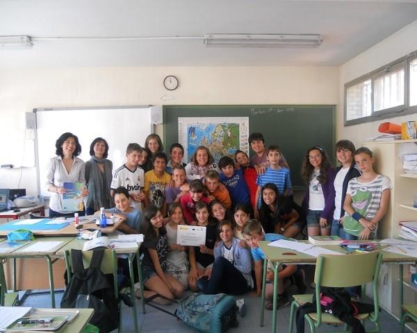 Calendario Escolar 2015-2016 en Madrid