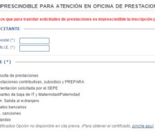 C mo descargar todos los tipos de carta de despido ejemplos for Horario oficina inem madrid