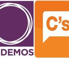 Comparativa programa electoral Ciudadanos vs Podemos