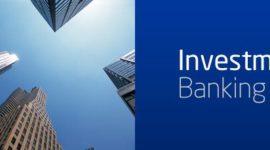 ¿Qué es el Investment banking?