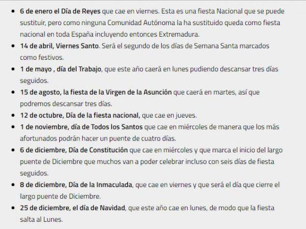 calendario-laboral-galicia-festivos-nacionales