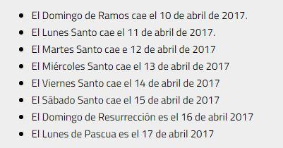 calendario-laboral-galicia-semana-santa