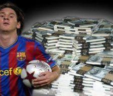 Cuánto gana Messi