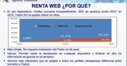 Cómo configurar Renta Web para la declaración de la renta 2018 (en 2017)