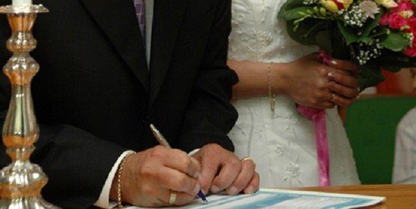 Registro Civil matrimonios