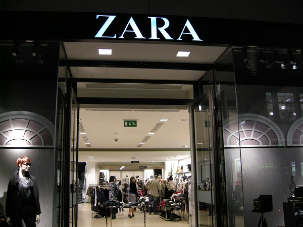 Zara-tienda
