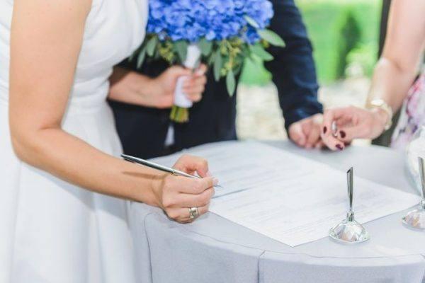 Pedir cita previa para el registro civil matrimonio