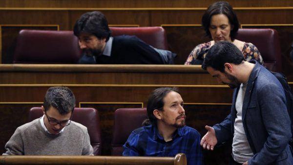 Programa Electoral de Izquierda Unida IU y Podemos