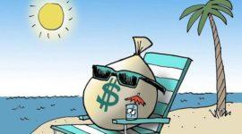 Listado de países que son paraísos fiscales