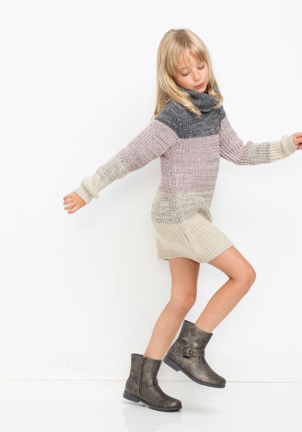 rebajas-carrefour-invierno-vestidos-infantiles
