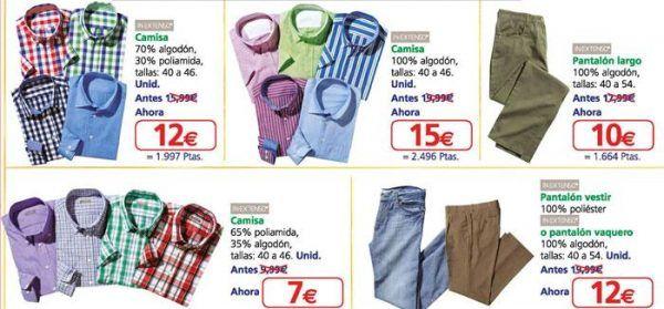 rebajas-invierno-alcampo-ropa-camisas-hombre