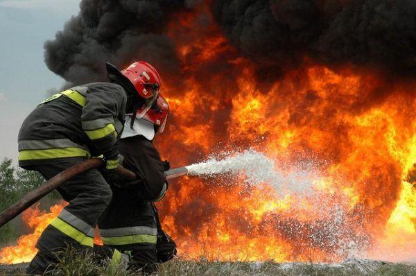 salario bomberos