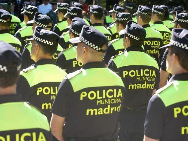 salario policia local