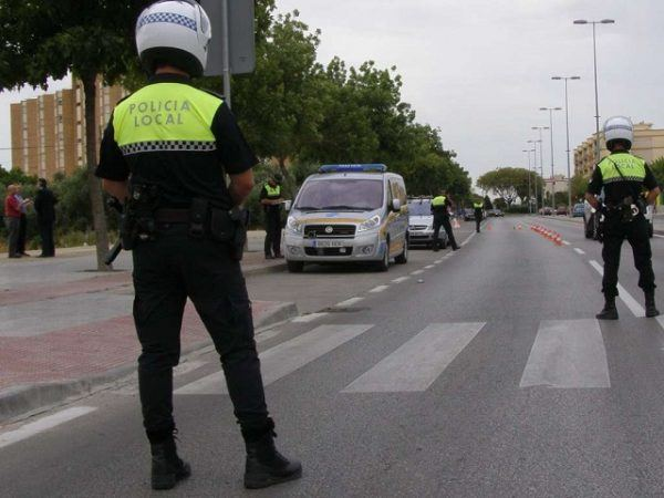 sueldo policia local