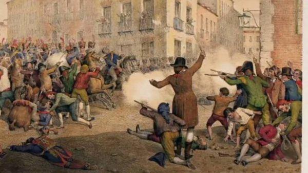 El 2 de Mayo de 1808 en Madrid Relato de un testigo presencial. José Blas Molina Soriano