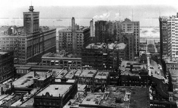 Chicago a finales del siglo XIX
