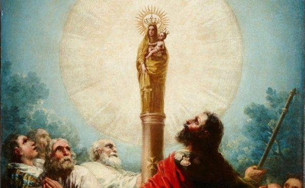 Aparición de la Virgen del Pilar